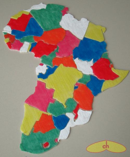 Africa_puzzle