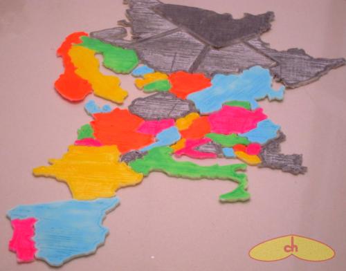 Europe_puzzle