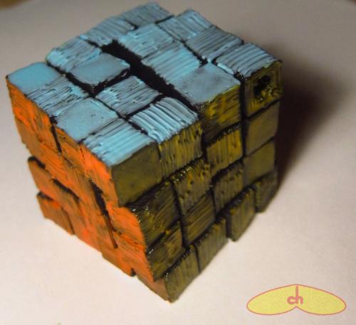 Snakecube4x4x4