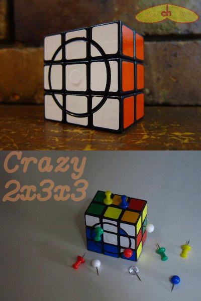 Crazy2x3x3